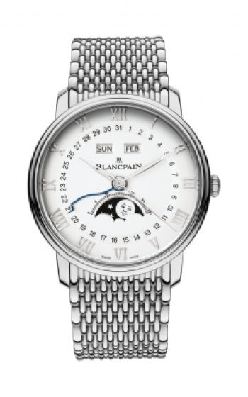 Blancpain Villeret Watch 6654-1127-MMB product image