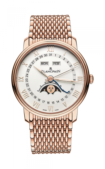 Blancpain Villeret Watch 6654-3642-MMB product image
