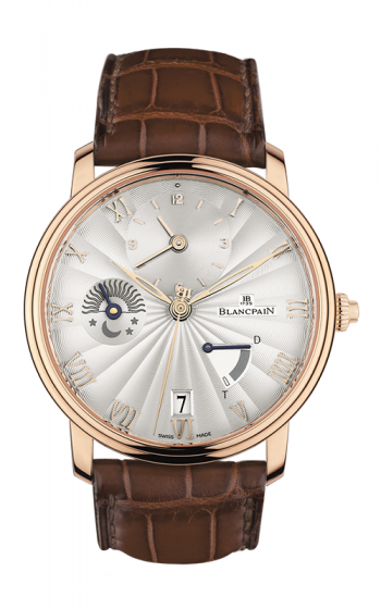 Blancpain Villeret Watch 6665-3642-55B product image