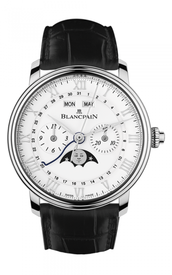 Blancpain Villeret Watch 6685-1127-55B product image