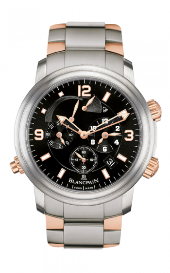Blancpain Leman Watch 2041-12A30-98A.B product image