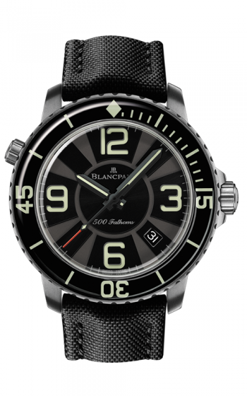 Blancpain Fifty Fathoms Watch 50015-12B30-52B product image