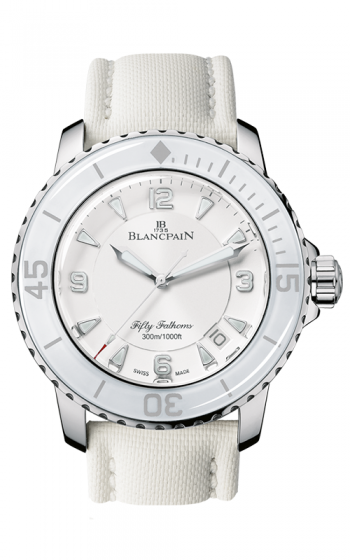Blancpain Fifty Fathoms Watch 5015-1127-52A product image