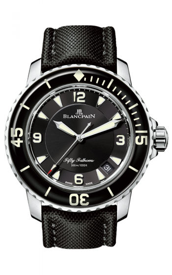 Blancpain Fifty Fathoms Watch 5015-1130-52 product image