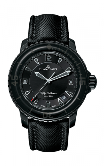 Blancpain Fifty Fathoms Watch 5015-11C30-52A product image