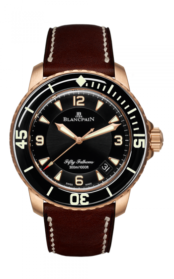 Blancpain Fifty Fathoms Watch 5015A-3630-63B product image