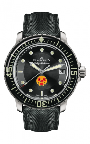 Blancpain Fifty Fathoms Watch 5015B-1130-52 product image