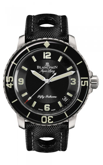 Blancpain Fifty Fathoms Watch 5015C-1130-52B product image