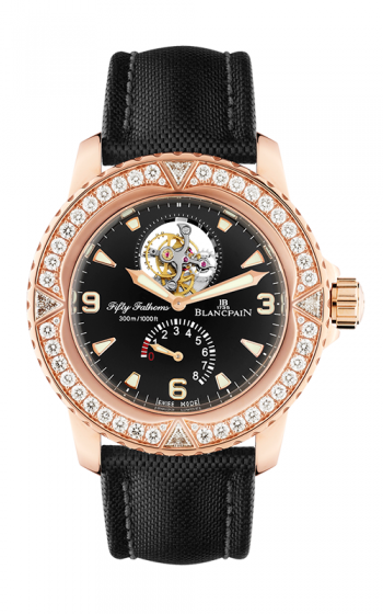 Blancpain Fifty Fathoms Watch 5025-9530-52A product image