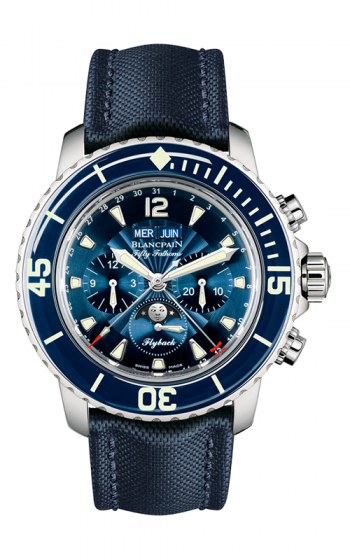 Blancpain Fifty Fathoms Watch 5066F-1140-52B product image