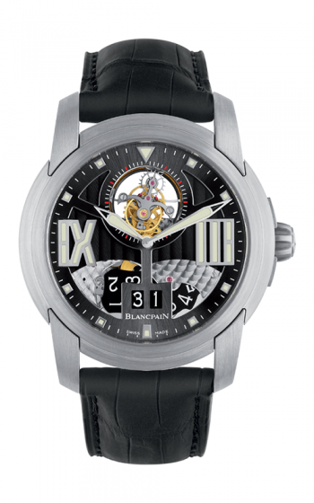 Blancpain L-evolution Watch 8822-15B30-53B product image