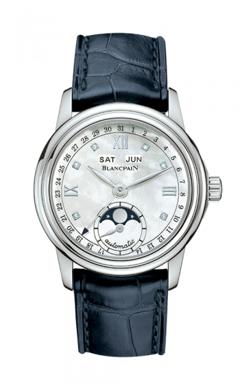 Blancpain Quantieme Watch 2360-1191A-55 product image
