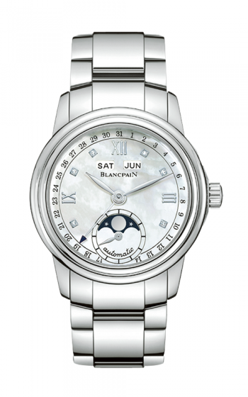 Blancpain Quantieme Complet Watch 2360-1191A-71 product image