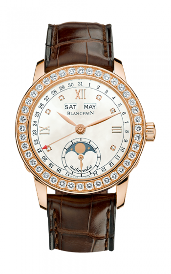 Blancpain Quantieme Watch 2360-2991A-55 product image