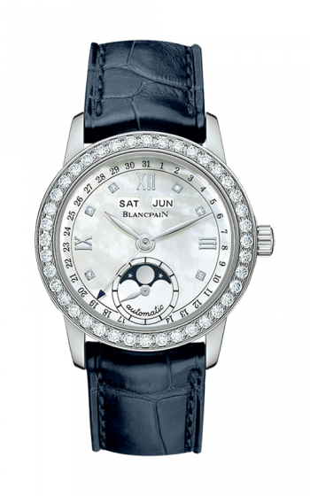Blancpain Quantieme Watch 2360-4691A-55 product image