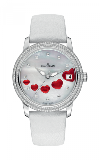 Blancpain Ultraplate Watch 3400-4554-58B product image