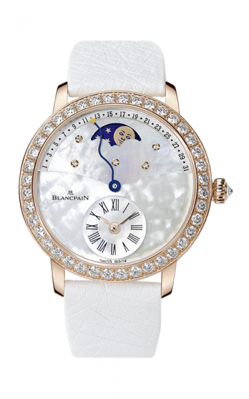 Blancpain Quantieme Watch 3653-2954-58B product image