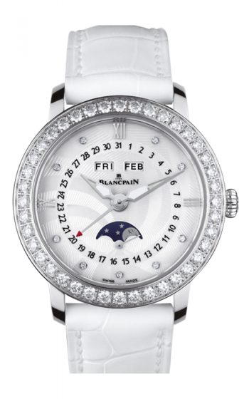 Blancpain Quantieme Watch 0062-1954F-52A product image