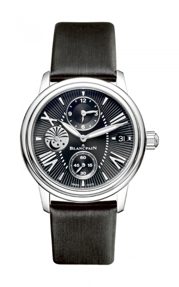 Blancpain Double Fuseau Horaire Watch 3760-1130-52B product image