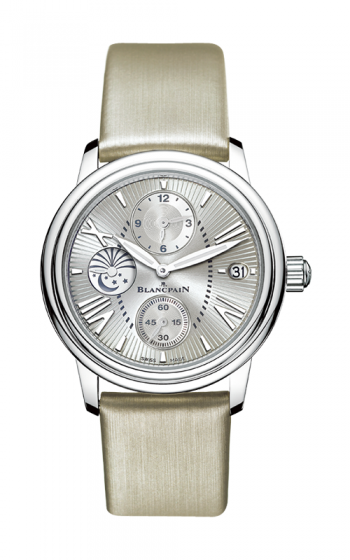 Blancpain Double Fuseau Horaire Watch 3760-1136-52B product image