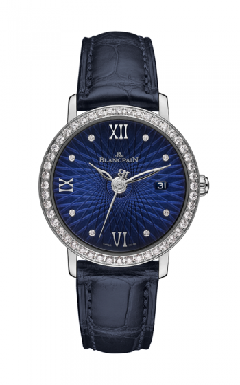 Blancpain Ultraplate Watch 6102C-1929-55A product image