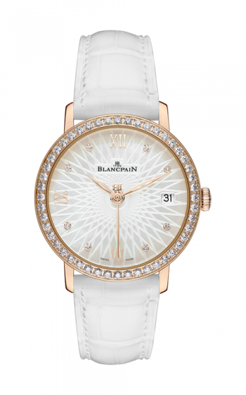 Blancpain Ultraplate Watch 6604-2944-55A product image