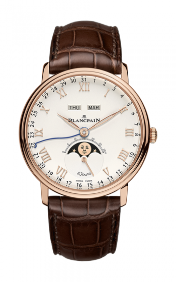Blancpain Villeret Watch 6639-3642-55B product image