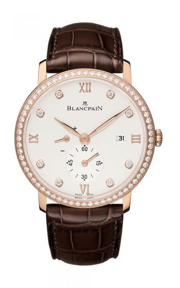 Blancpain Villeret Watch 6606-2987-55B product image