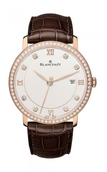 Blancpain Villeret Watch 6651-2987-55B product image