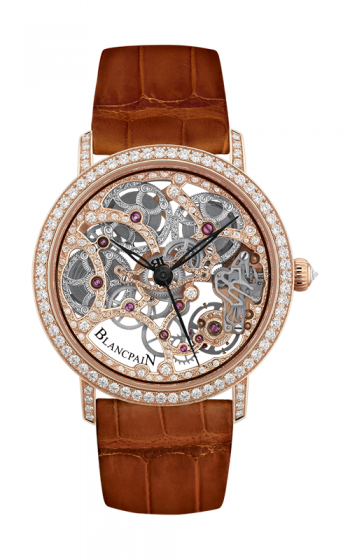 Blancpain Villeret Watch 6633-2900-55B product image