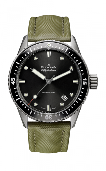 Blancpain Fifty Fathoms Watch 5000-1230-K52A product image