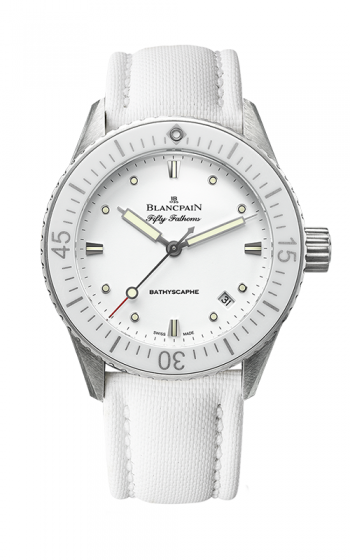 Blancpain Fifty Fathoms Watch 5100-1127-W52A product image