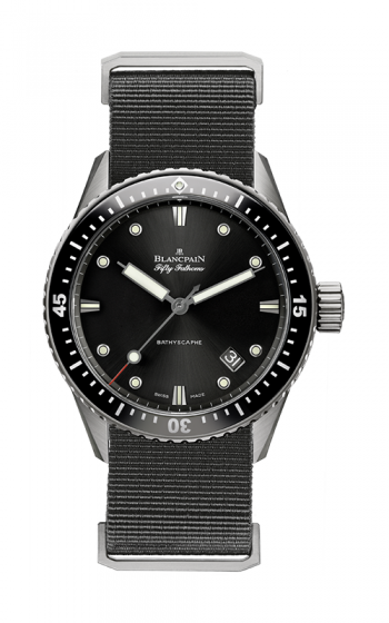 Blancpain Fifty Fathoms Watch 5000-1230-NABA product image