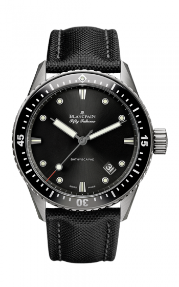 Blancpain Fifty Fathoms Watch 5000-1230-B52A product image