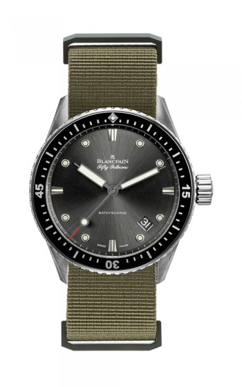 Blancpain Fifty Fathoms Watch 5000-1110-NAKA product image