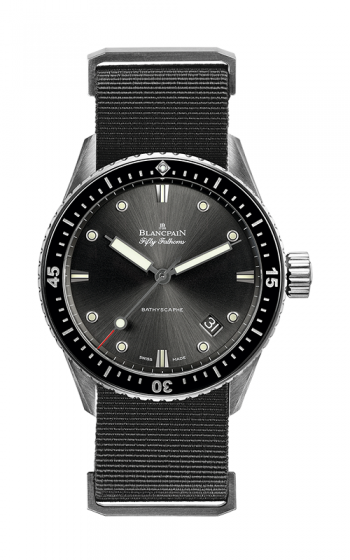 Blancpain Fifty Fathoms Watch 5000-1110-NABA product image