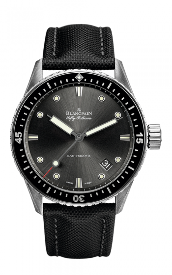 Blancpain Fifty Fathoms Watch 5000-1110-B52A product image