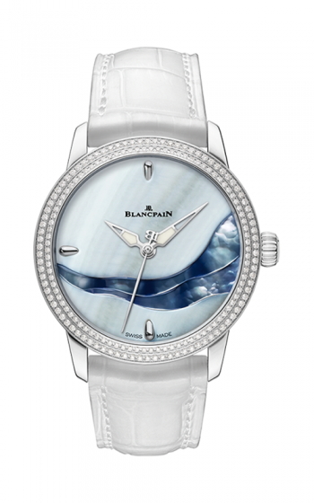 Blancpain Riviere Watch 3400A-4544-55B product image