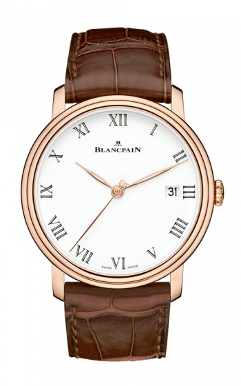 Blancpain Villeret Watch 6630-3631-55B product image