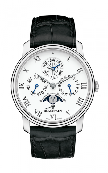 Blancpain Villeret Watch 6659-3431-55B product image