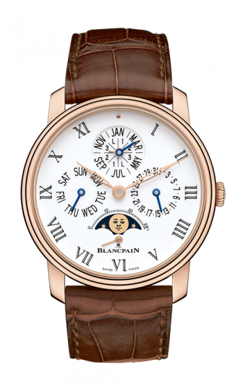 Blancpain Villeret Watch 6659-3631-55B product image
