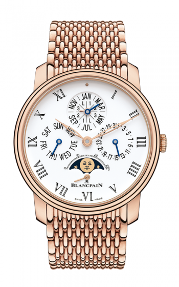 Blancpain Villeret Watch 6659-3631-MMB product image