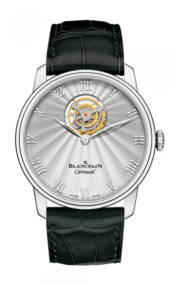 Blancpain Villeret Watch 66228-3442-55B product image