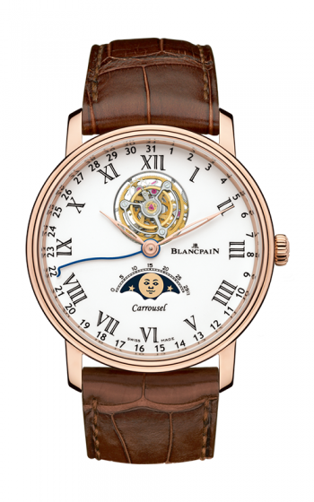 Blancpain Villeret Watch 6622L-3631-55B product image