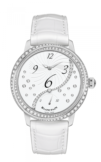 Blancpain Heure Decentree Watch 3650A-4528-55B product image