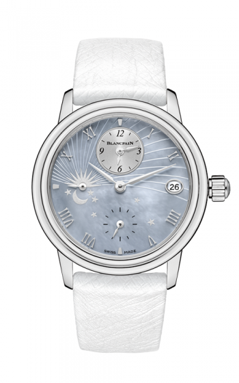 Blancpain Double Fuseau Horaire Watch 3760-1144L-95A product image