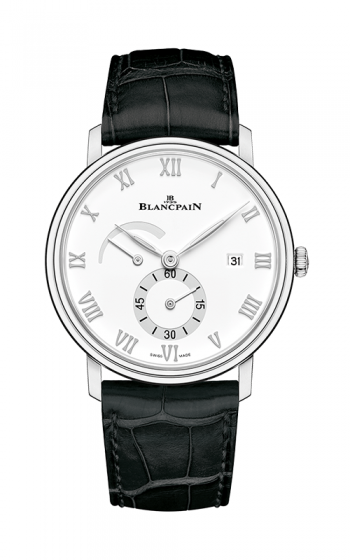 Blancpain Villeret Watch 6606A-1127-55B product image