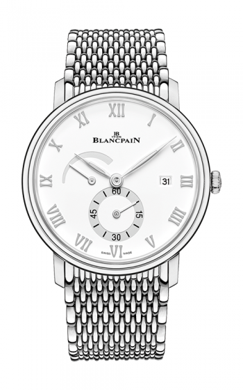 Blancpain Villeret Watch 6606A-1127-MMB product image