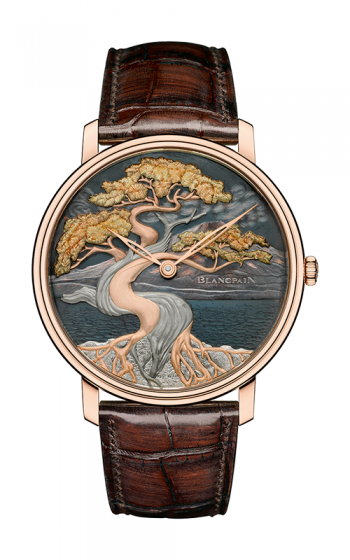 Blancpain Villeret Watch 6615-3616-55B product image