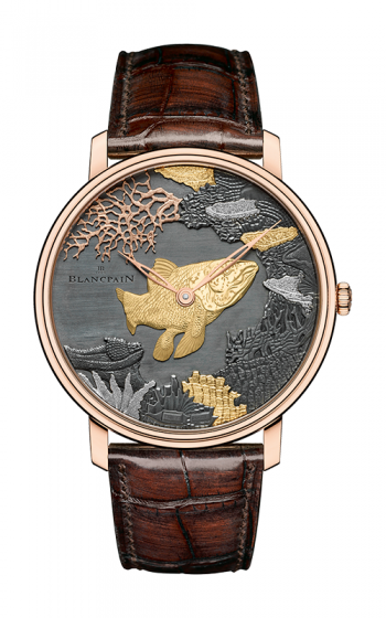 Blancpain Villeret Watch 6615-3616-55B product image